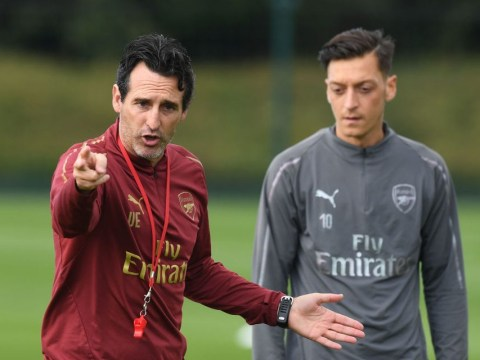 Sokratis reveals why Unai Emery 'needs' Mesut Ozil at Arsenal
