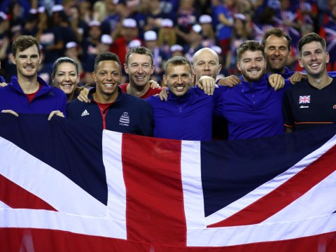 Who could Great Britain face in 'World Cup of Tennis' Davis Cup finals?