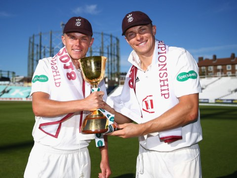 England stars Sam Curran, Tom Curran and Ben Foakes sign new Surrey contracts
