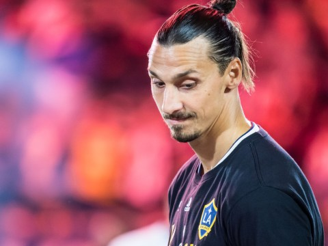 Zlatan Ibrahimovic only hated three or four teammates and Edinson Cavani was one