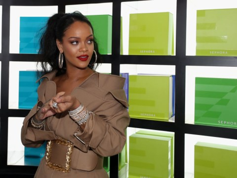 Rihanna's stalker escapes jail time after pleading guilty to 'spending the night waiting at her home'
