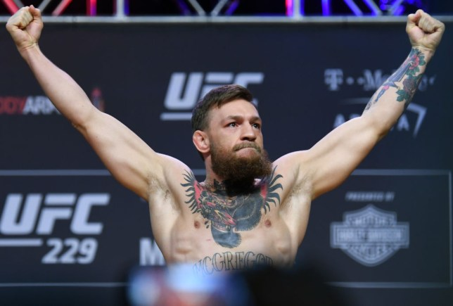 ee57909d Michael Venom Page column: We shouldn't be shocked by Conor ...