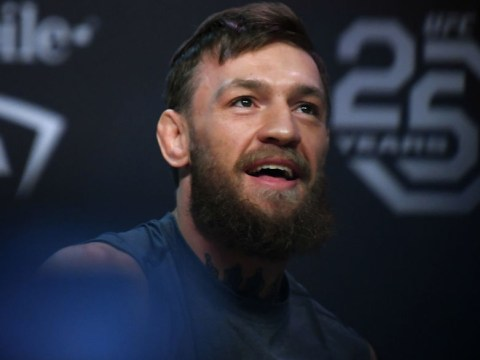 UFC star Conor McGregor brushes off Tony Ferguson's dig