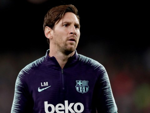 Why Lionel Messi starts on bench in Barcelona v Real Madrid Copa del Rey clash