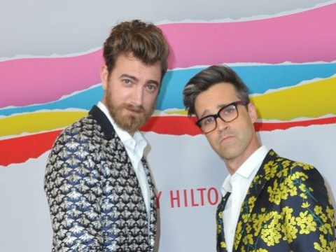 YouTubers Rhett and Link get real about eating fish sperm, their 30-year friendship, and Good Mythical Morning