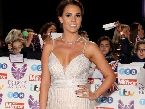 Danielle Lloyd nearly bled to death after her breast exploded following botched boob job