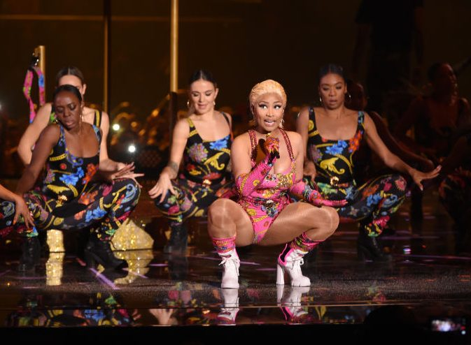 Nicki Minaj disappoints thousands of concert-goers in Slovakia as show is cancelled due to 'power shortage'