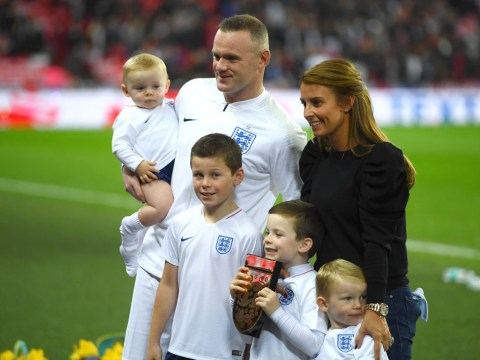 Wayne Rooney is 'forgiven' for drinking with American barmaid as Coleen 'insists he's not in trouble'