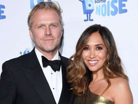 Myleene Klass brands partner 'best friend with benefits': 'We're best friends who f**k!'