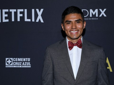 Roma star Jorge Antonio Guerrero 'granted US visa just in time for the Oscars'… after it's denied three times