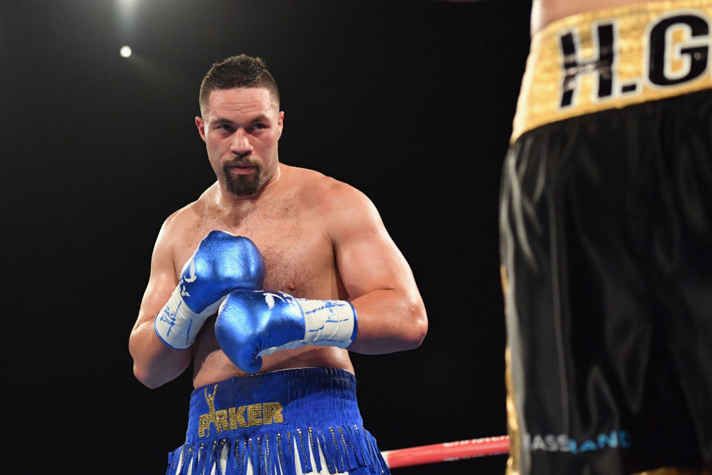 Joseph Parker backs Dillian Whyte in rematch with Anthony Joshua: 'He hits harder than AJ!'