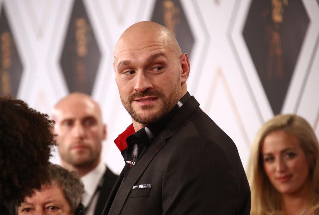 Boxing news: Tyson Fury jokes he wants to fight Amir Khan next