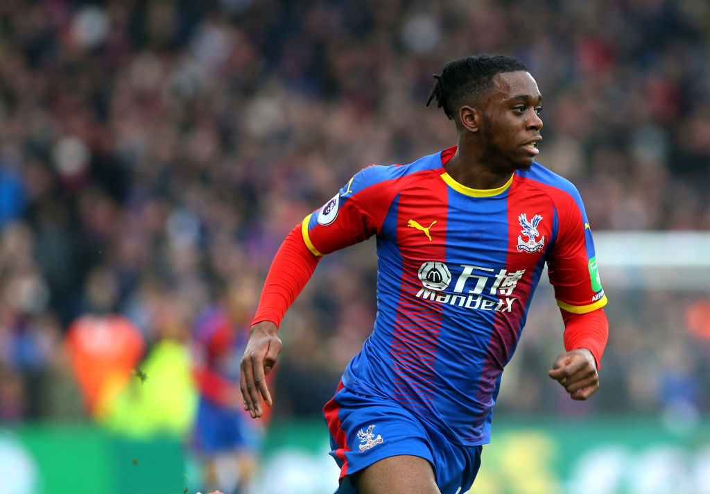 Dortmund join Man City and Chelsea in race for Crystal Palace star Aaron Wan-Bissaka
