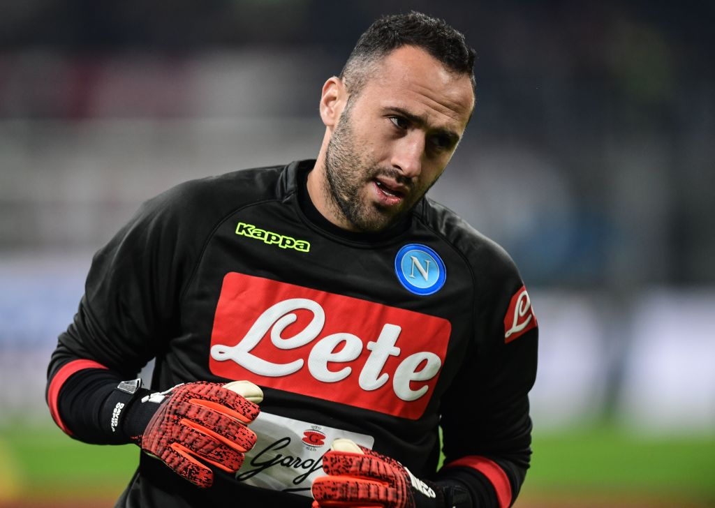 David Ospina set for Arsenal return with Napoli likely to decline option to buy