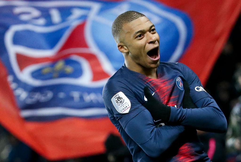 Paris Saint-Germain look to Kylian Mbappe in Neymar and Edinson Cavani's absence
