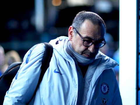 Maurizio Sarri wants Chelsea bosses to revamp squad after Manchester City loss