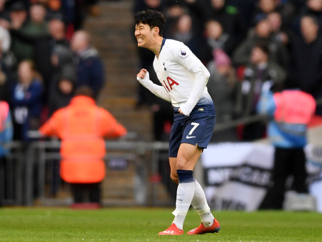 Heung-Min Son comes to the rescue as Spurs leave it late again to beat Newcastle