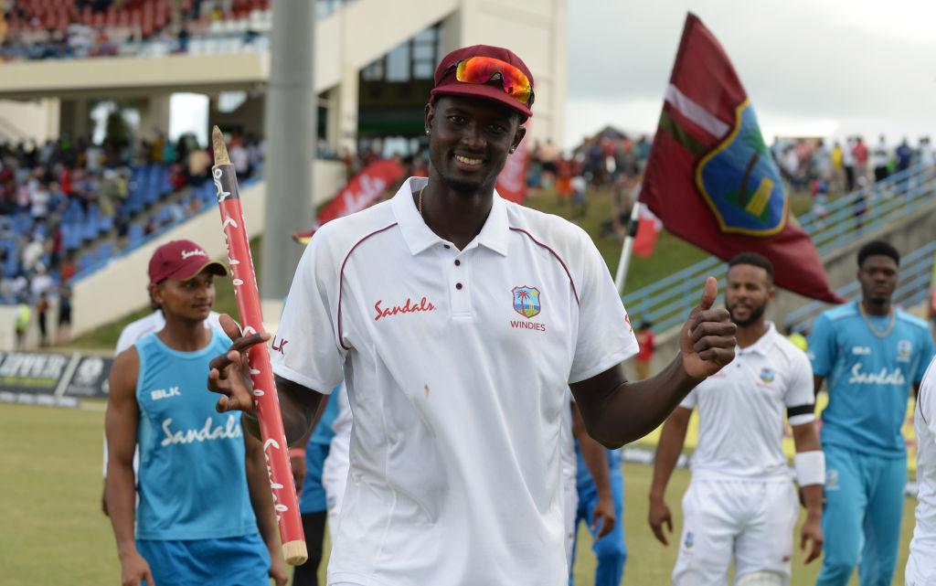 West Indies president slams 'crippling' Jason Holder ban ahead of third England Test