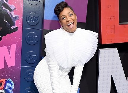 Tiffany Haddish claims Drake's dad slid into her DMs but she didn't want to be the rapper's 'step momma'
