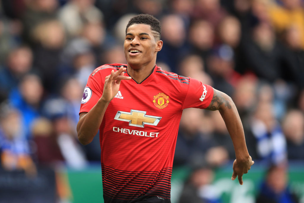 Marcus Rashford set to receive enormous pay hike in new Manchester United contract