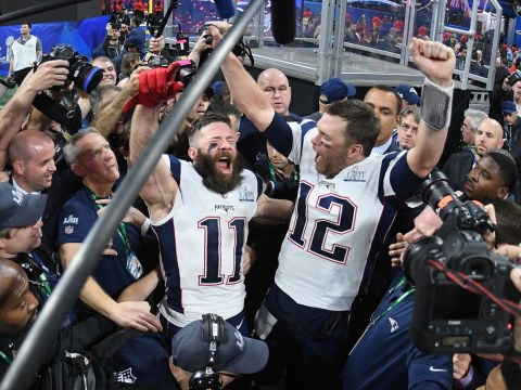 Tom Brady reveals what he told Julian Edelman after being named Super Bowl LIII MVP