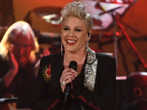Pink voted UK's favourite female artist and are we surprised?