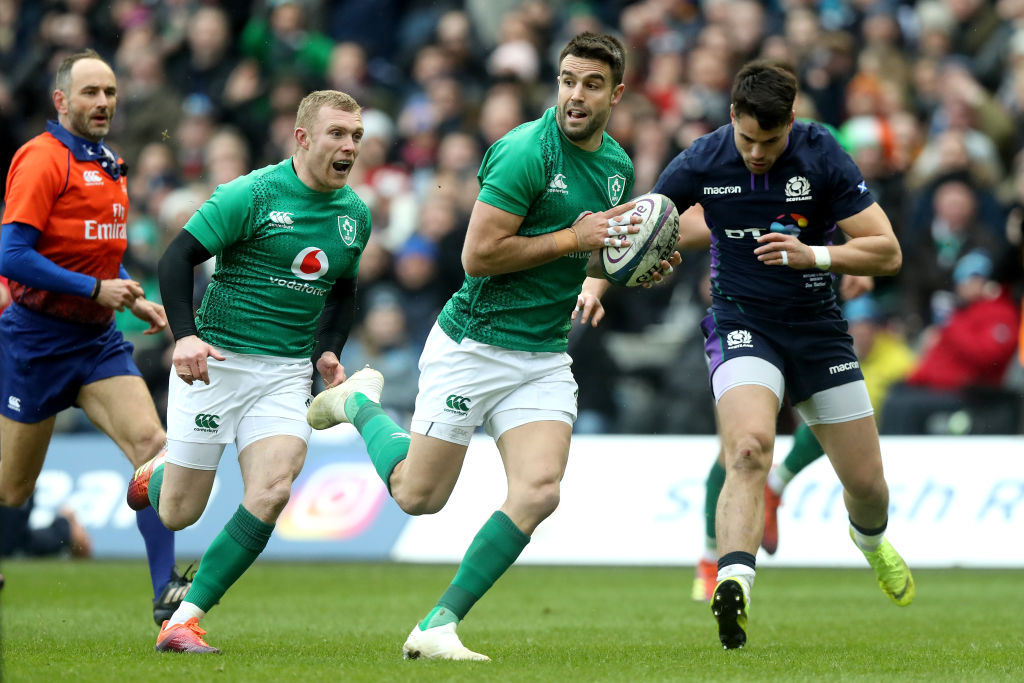 Ireland earn hard-fought 22-13 victory over Scotland in brilliant Six Nations clash