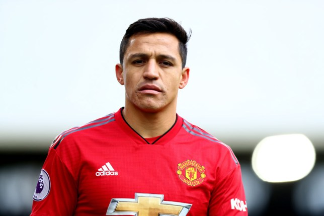 best loved e6136 49108 Man Utd news: Alexis Sanchez fires Champions League warning ...