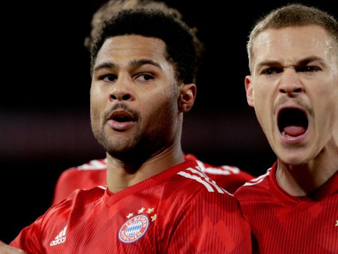 Bayern Munich duo initiate Champions League mind games: 'Liverpool are the favourites!'