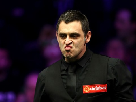 Ronnie O'Sullivan would 'rather sleep in a pig sty' than play in the Gibraltar Open