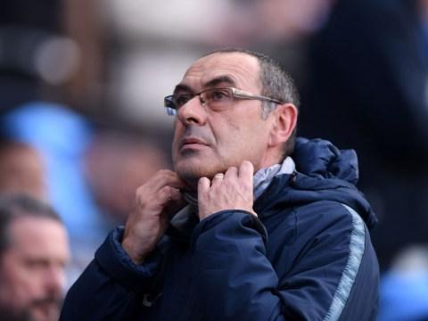Maurizio Sarri takes swipe at Chelsea owner Roman Abramovich amid sack fears