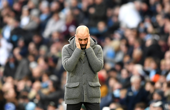 What Pep Guardiola told Sergio Aguero after horror miss vs Chelsea
