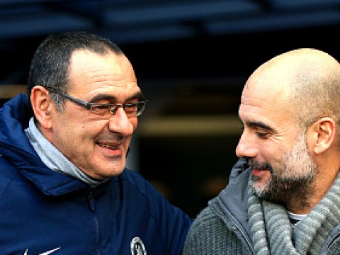 Gianfranco Zola explains why Pep Guardiola is an inspiration to Maurizio Sarri at Chelsea