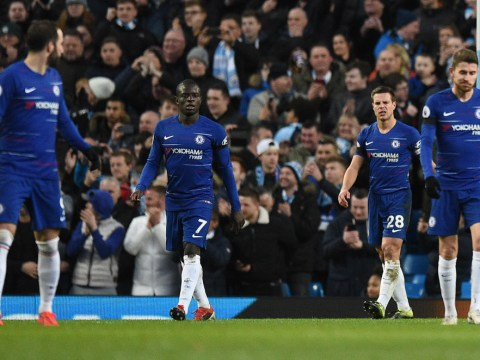 Jamie Carragher and Graeme Souness tear two Chelsea players to shreds during Manchester City thrashing