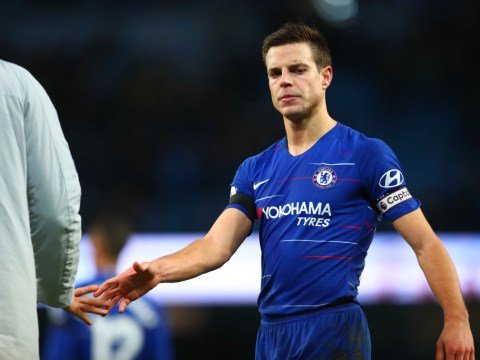 Cesar Azpilicueta apologises to Chelsea fans after shocking 6-0 defeat to Man City