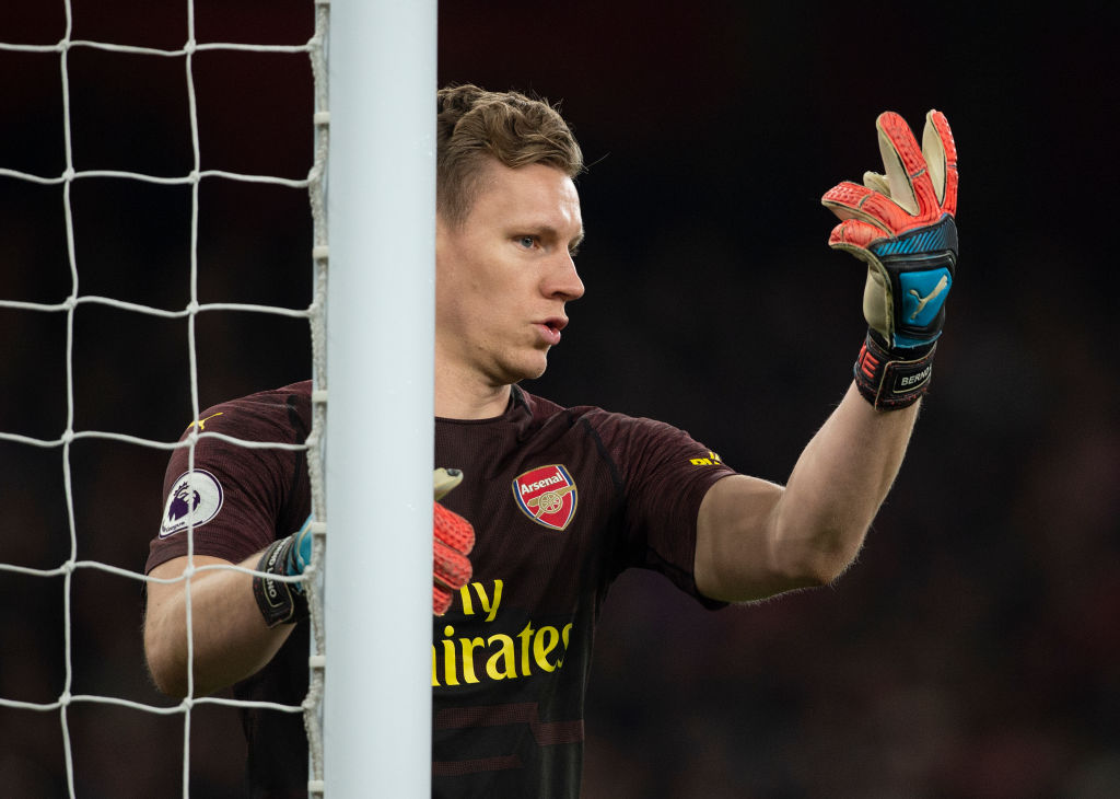 Lucas Torreira reserves praise for Bernd Leno after clean sheet in Southampton win