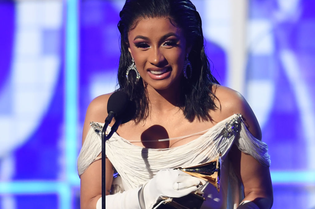 Cardi B deletes Instagram following expletive rant about negativity surrounding her Grammys win