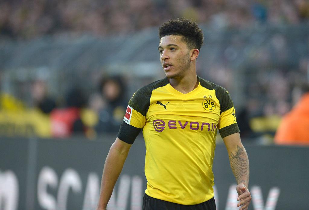 Spurs tracked Jadon Sancho before he joined Borussia Dortmund admits Mauricio Pochettino