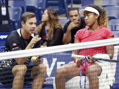 Naomi Osaka ends relationship with coach Sascha Bajin abruptly in shock move