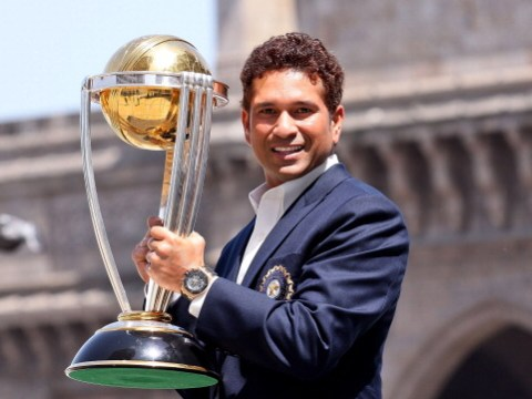 India 'favourites' to win 2019 Cricket World Cup, says Sachin Tendulkar