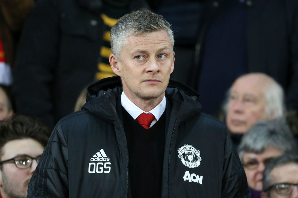 Ole Gunnar Solskjaer names Manchester United star he can't afford to drop