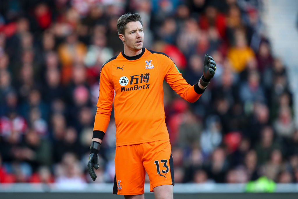 Roy Hodgson supportive of Crystal Palace goalkeeper Wayne Hennessey over alleged Nazi salute