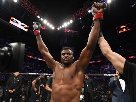 Daniel Cormier vows to beat Francis Ngannou after his friend Cain Velasquez is demolished in 26 seconds