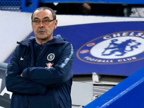 Chelsea fans boo Maurizio Sarri's subs and chant 'f*** Sarri-ball' during Manchester United loss