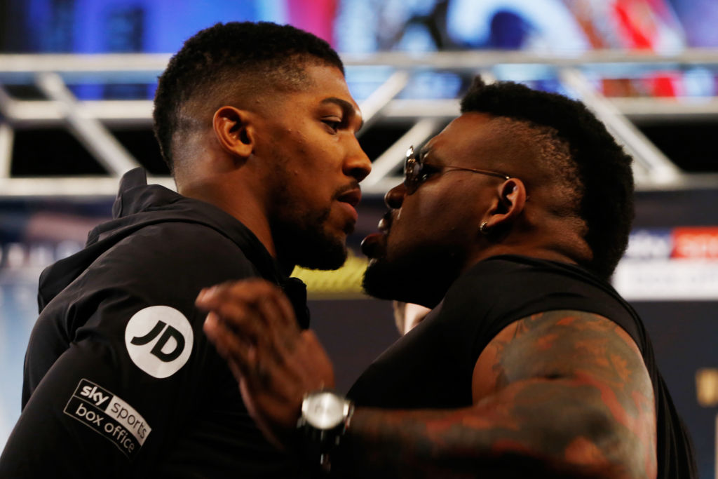 Anthony Joshua's fight against Jarrell Miller in doubt after 'adverse finding' in doping test
