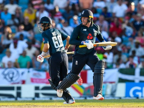 Eoin Morgan hails England centurions Jason Roy and Joe Root after record-breaking West Indies win