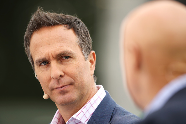 Former England captain Michael Vaughan confident India v Pakistan World Cup match will go ahead