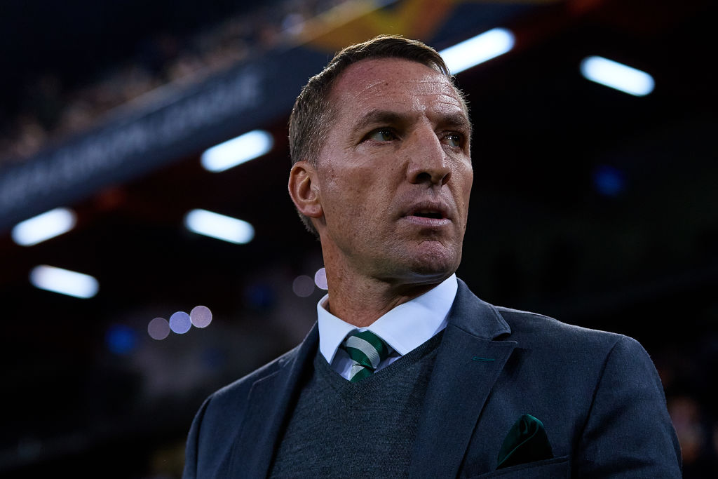 Rangers boss Steven Gerrard not surprised by Brendan Rodgers swapping Celtic for Leicester City