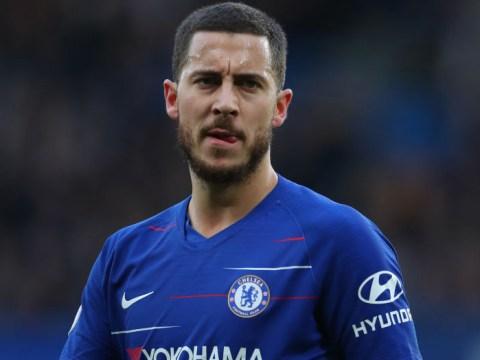 Chelsea star Eden Hazard doubts he will score 40 goals this season