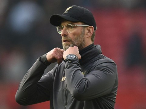 Jurgen Klopp praises Luke Shaw and Victor Lindelof for stopping Mohamed Salah in Manchester United's draw with Liverpool